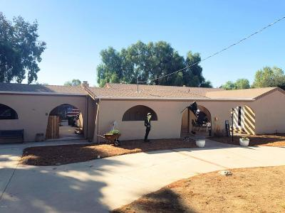 Simi Valley Single Family Home For Sale: 5154 Barnard Street