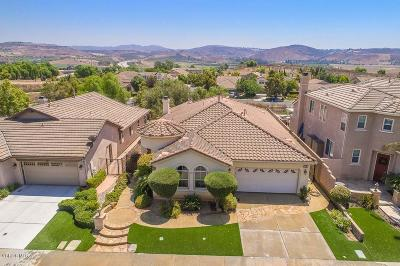 Moorpark Single Family Home For Sale: 14706 Corkwood Drive
