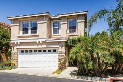 Simi Valley Single Family Home For Sale: 507 Yarrow Drive