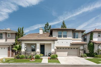 Simi Valley Single Family Home For Sale: 1165 Oleander Way