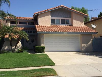 Simi Valley Single Family Home For Sale: 5259 Mohave Drive
