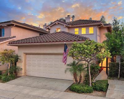 Camarillo Single Family Home For Sale: 4524 Via Arandana