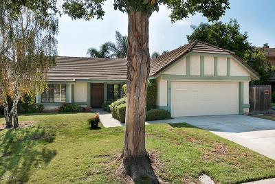 Ventura Single Family Home For Sale: 2525 Seagull Avenue