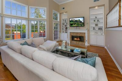 Westlake Village Condo/Townhouse For Sale: 2466 Swanfield Court