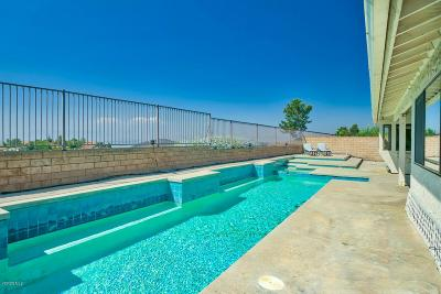 Thousand Oaks Single Family Home For Sale: 3737 Sunset Knolls Drive