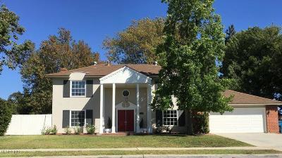 Thousand Oaks Single Family Home For Sale: 1390 Norman Avenue