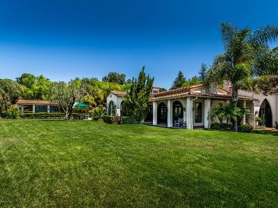 Westlake Village Single Family Home Sold: 4327 Spring Forest Lane