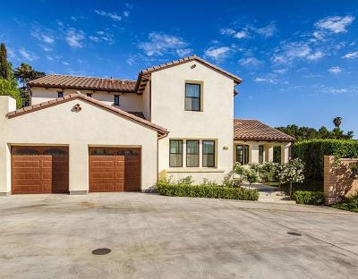 Thousand Oaks Single Family Home For Sale: 2417 East Hillcrest Drive