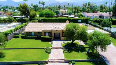 Palm Desert Single Family Home For Sale: 73437 Willow Street
