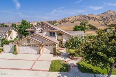 Simi Valley Single Family Home For Sale: 6035 Mescallero Place