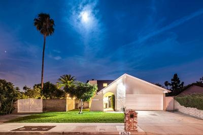 Simi Valley Single Family Home For Sale: 2576 Lynwood Street