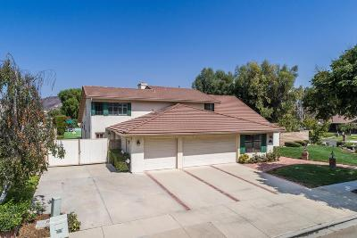 Simi Valley Single Family Home Active Under Contract: 191 Stonebrook Street