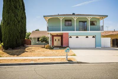 Simi Valley Single Family Home For Sale: 3246 Wilmot Street