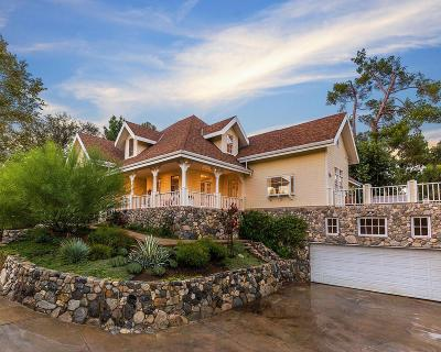 Agoura Hills Single Family Home For Sale: 5438 Fairview Place