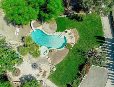 Agoura Hills Single Family Home For Sale: 6155 Fairview Place
