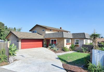 Camarillo Single Family Home For Sale: 10 Alosta Drive