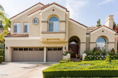 Moorpark Single Family Home For Sale: 11393 Rosecreek Drive