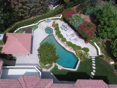 Westlake Village Single Family Home For Sale: 4299 Valley Spring Drive South