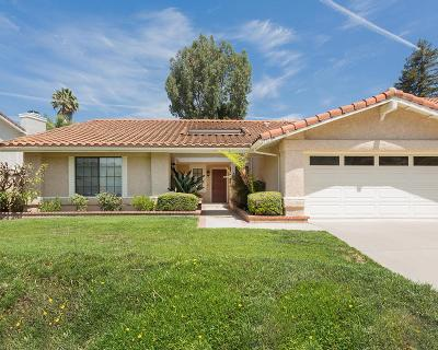 Moorpark Single Family Home For Sale: 13705 Donnybrook Lane