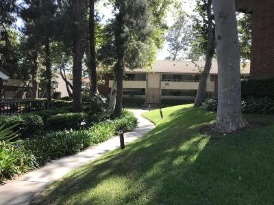 Westlake Village Condo/Townhouse For Sale: 31573 Lindero Canyon Road #4