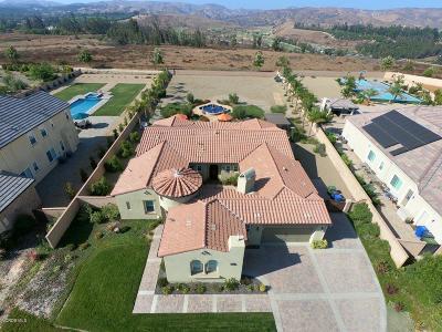 Moorpark Single Family Home For Sale: 14851 Hightop Street