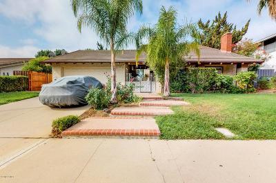Westlake Village Single Family Home For Sale: 3089 Sierra Drive