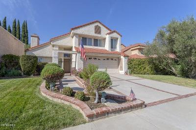 Moorpark Single Family Home For Sale: 15325 Bambi Court