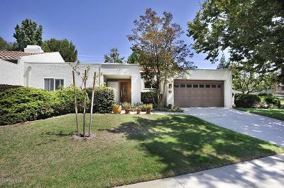 Thousand Oaks Condo/Townhouse For Sale: 636 Shadow Lake Drive