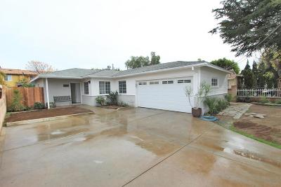 Chatsworth Single Family Home For Sale: 10206 Owensmouth Avenue