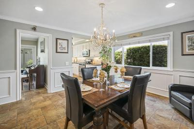 Moorpark Single Family Home For Sale: 13205 Peach Hill Road