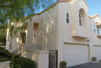 Chatsworth Condo/Townhouse For Sale: 22368 Mission Circle