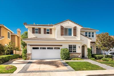 Simi Valley Single Family Home For Sale: 1567 Hidden Ranch Drive