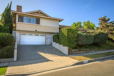 Camarillo Single Family Home For Sale: 407 Calle Higuera