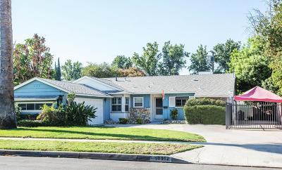Single Family Home Sold: 16512 Knapp Street