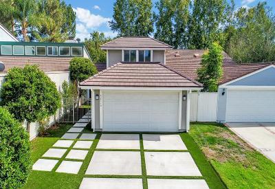 Westlake Village Single Family Home For Sale: 32116 Beachlake Lane