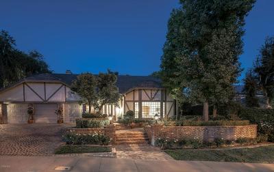 Agoura Hills Single Family Home For Sale: 29215 Laro Drive