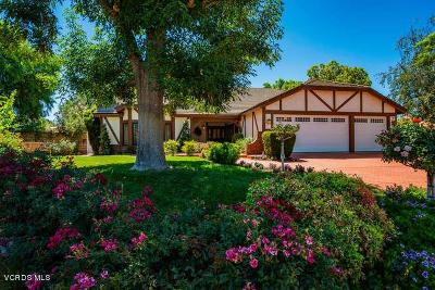 Agoura Hills Single Family Home Sold: 5703 Willowtree Drive