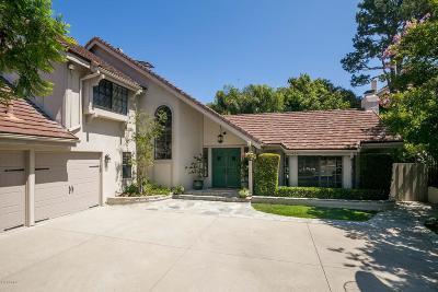 Thousand Oaks Single Family Home For Sale: 424 Hillsborough Street