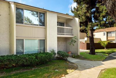 Ventura Condo/Townhouse For Sale: 1215 Nilgai Place