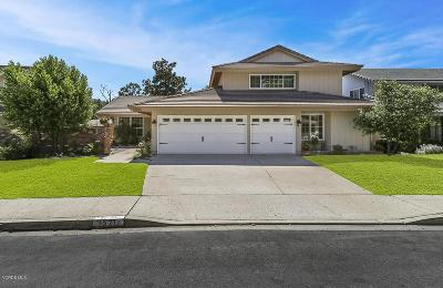 Westlake Village Single Family Home Sold: 1521 Covington Avenue