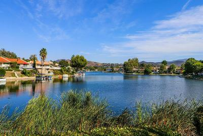 Westlake Village Condo/Townhouse Sold: 1150 South Westlake Boulevard #B