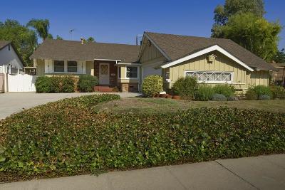 Tarzana Single Family Home For Sale: 5834 Cahill Avenue
