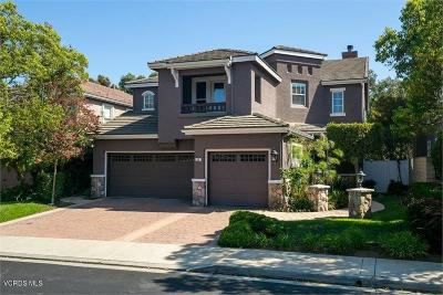 Simi Valley Single Family Home For Sale: 52 West Boulder Creek Road