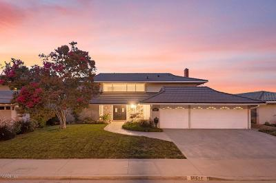 Westlake Village Single Family Home Sold: 31817 Village Brook Road