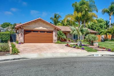 Camarillo Single Family Home For Sale: 2295 Chelsey Court