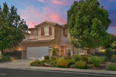 Agoura Hills Single Family Home Active Under Contract: 30405 Caspian Court
