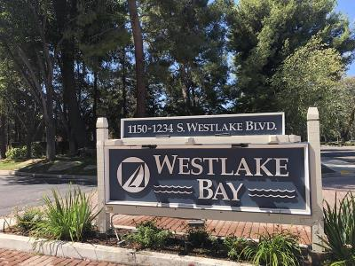 Westlake Village Condo/Townhouse For Sale: 1212 South Westlake Boulevard #A