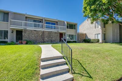Moorpark Condo/Townhouse For Sale: 6505 Penn Street #D