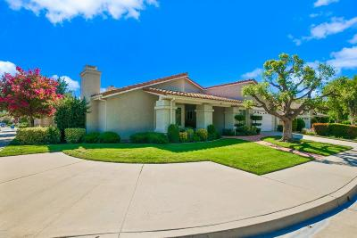 Agoura Hills Single Family Home For Sale: 6084 Shadycreek Drive