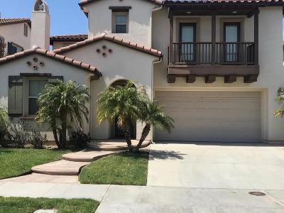 Moorpark Single Family Home For Sale: 6573 Pinnacle Court